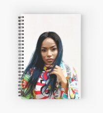Stefflon Don Spiral Notebook