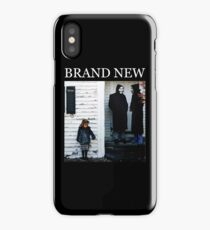 Brand New - The Devil and God Are Raging Inside Me iPhone Case/Skin