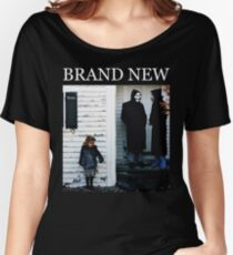 Brand New - The Devil and God Are Raging Inside Me Women's Relaxed Fit T-Shirt
