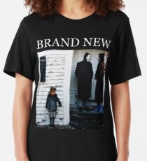 Brand New - The Devil and God Are Raging Inside Me Slim Fit T-Shirt