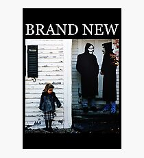 Brand New - The Devil and God Are Raging Inside Me Photographic Print