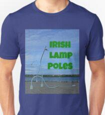 Irish Lamp Poles T-Shirt