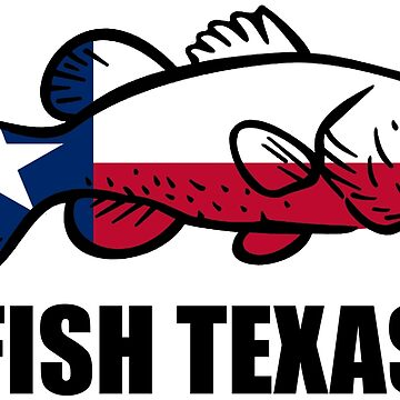 Fish Texas by esskay