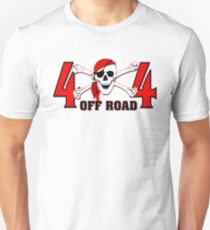 4X4 OFF ROAD PIRATE T-Shirt