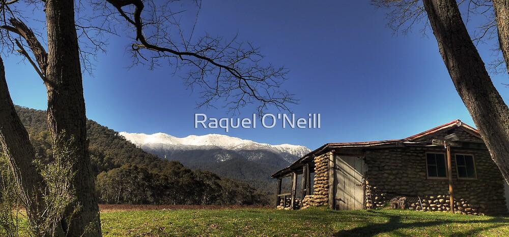 Keebles Hut #2 by Raquel O'Neill