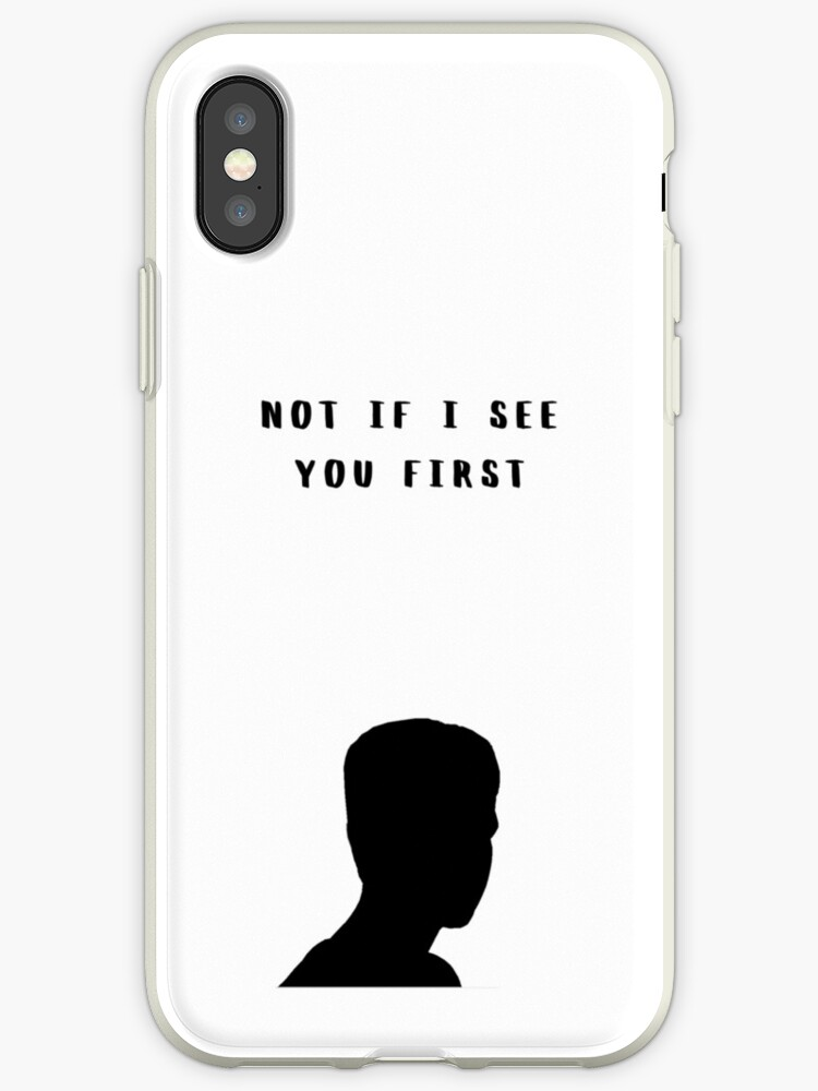 \'Stand by Me - friendship quote- take a look in my portfolio for the other  half\' iPhone Case by GihR