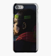 Ethiopian Beauty iPhone Case/Skin