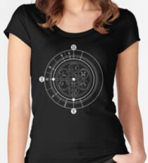 Lords of Time Women's Fitted Scoop T-Shirt