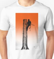 Arborist Tree Surgeon Gift present chainsaw T-Shirt