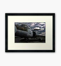 starfighter, 1965-1984 Framed Print