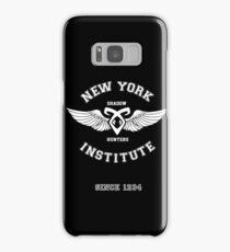 New York Institute Samsung Galaxy Case/Skin