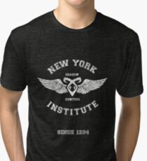 New York Institute Tri-blend T-Shirt