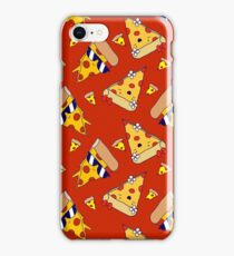 Cute Cool Pizza Slice Pattern iPhone Case/Skin