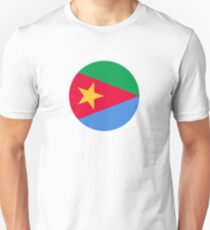 Roundel of the Eritrean Air Force  T-Shirt