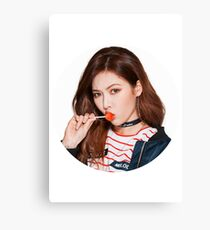 HyunA Canvas Print