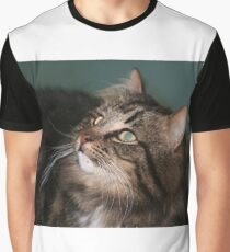 Meet Whiskers Graphic T-Shirt