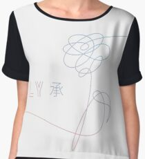 BTS Love Yourself Chiffon Top