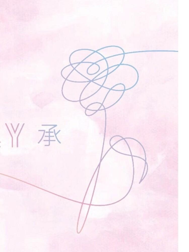 BTS Aquarell Liebe dich von GenericNyeri