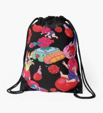 NCT 127 Cherry Bomb Drawstring Bag