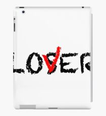 Loser/Lover iPad Case/Skin