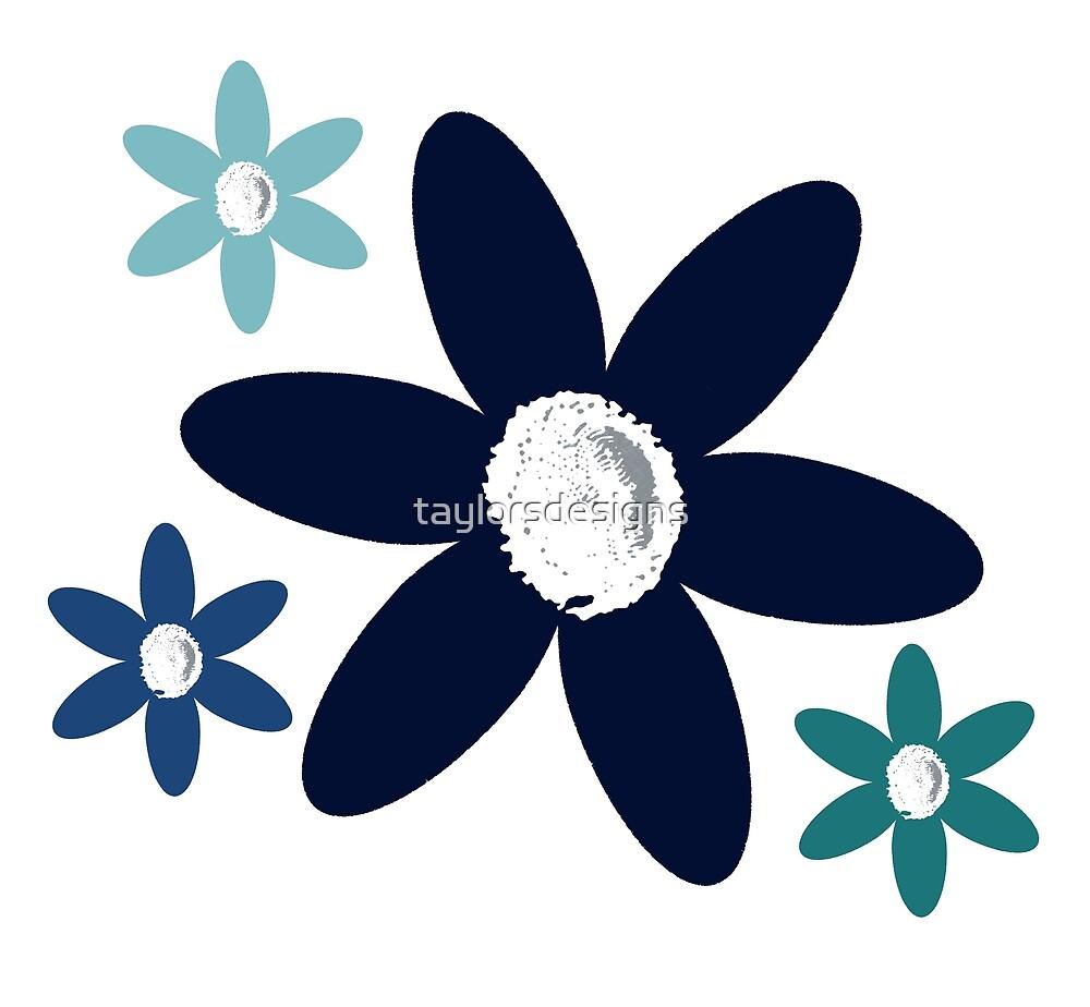 Flowers, flowers, more flowers by taylorsdesigns