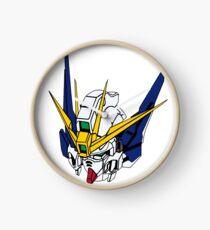 Wing Gundam  Zero Custom Head Clock