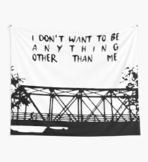 One tree hill- Bridge Wall Tapestry