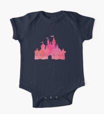 Pink Disney Castle Believe  Kids Clothes