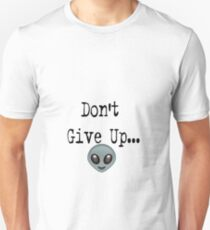 don't give up x files T-Shirt