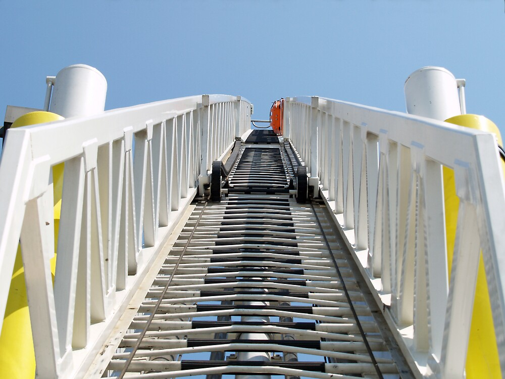 Going Up? by Michael J