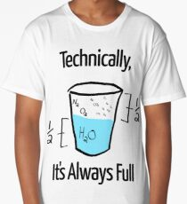 Science is Optimistic Long T-Shirt