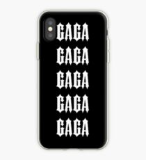 GAGA (WHITE) - Sisters Apparel Inspired iPhone Case