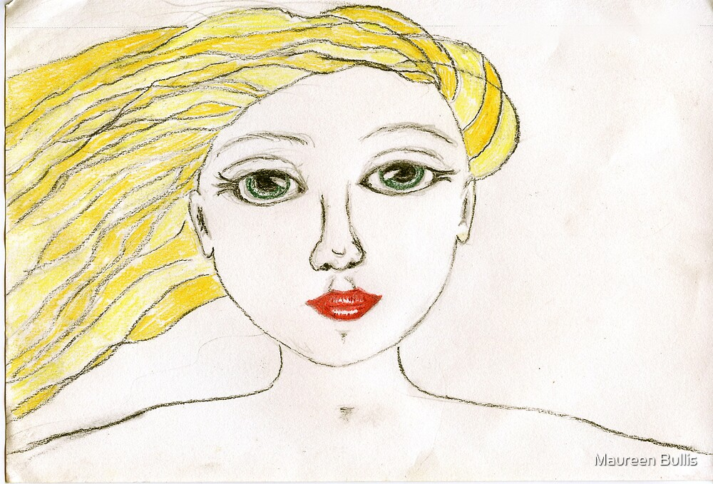 Modern Girl by Maureen Bullis
