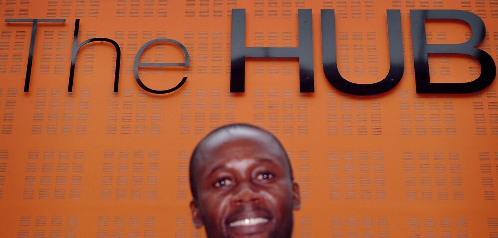 The Hub by iamanartist