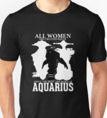 Only the best women are born Aquarius - Dota 2 T-Shirt