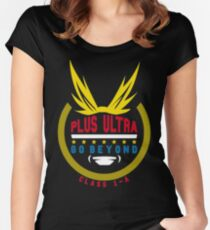 All Might - Boku no hero Academia Women's Fitted Scoop T-Shirt