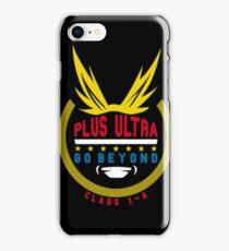 All Might - Boku no hero Academia iPhone Case/Skin