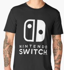 Nintendo Switch Men's Premium T-Shirt