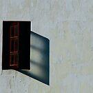 Open Window reflected by iamelmana