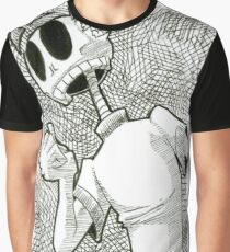 Zomboy Hatched Graphic T-Shirt
