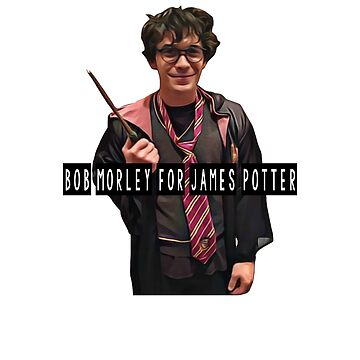 Bob Morley as James Potter (For Charity) by MorleyCharity