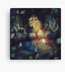 Lonely Hour Canvas Print