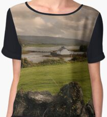 Beautiful County Clare Women's Chiffon Top