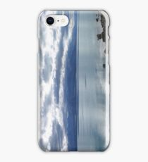 Clouds over Lake Pukaki iPhone Case/Skin