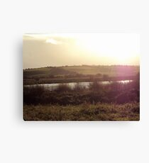 Ireland Countryside Canvas Print