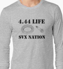 SVX NATION 4.44 LIFE Long Sleeve T-Shirt