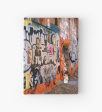 Urban Art Gallery Hardcover Journal