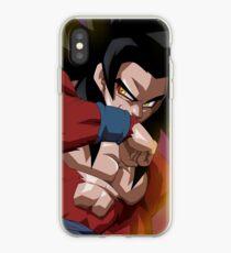 GOKU SSJ4 iPhone Case