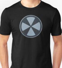 Tunnel thruster below Unisex T-Shirt