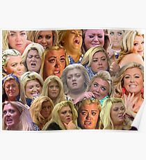 THE MANY MOODS OF GEMMA COLLINS  Poster